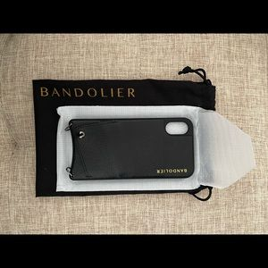 Bandolier Phone case for IPhone X/XS